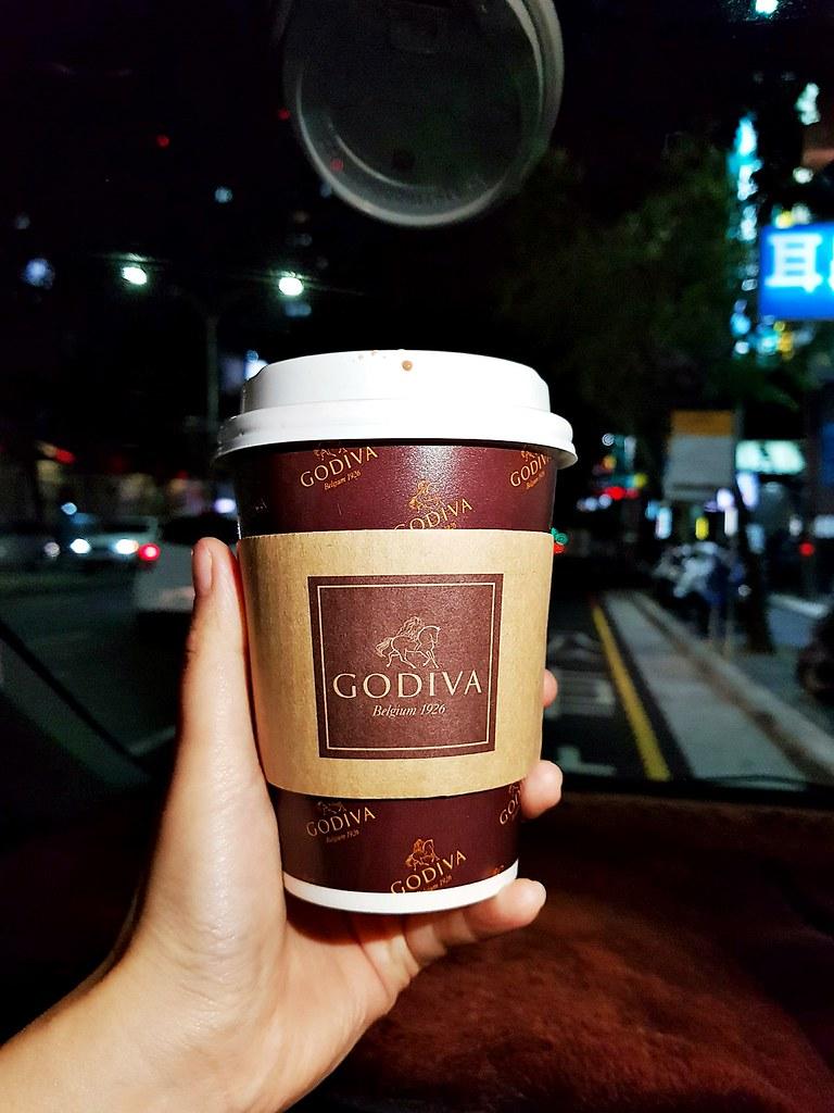 Godiva經典熱巧克力