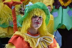 Rostros de Carnaval - de Oskar Pérez
