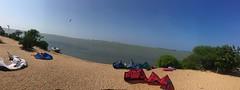 Kitespot in Kalpitiya