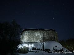 Raasepori castle ruin.