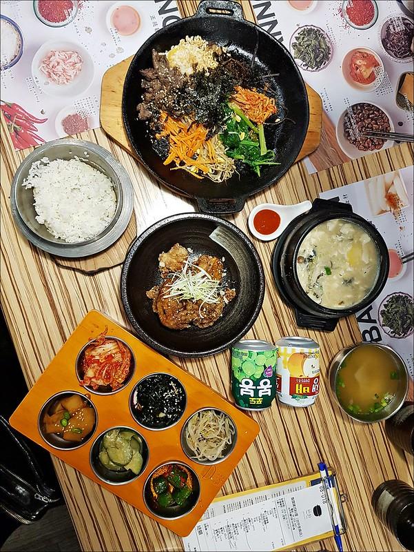 [臺中] 飯饌韓式料理餐廳-看完韓國綜藝節目尹食堂後 這間大概是目前發現到臺中韓式菜單中最接近的 | 酷麥克 ...
