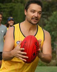 Balmain Tigers AFL Sydney Training Session February 22, 2018 00017