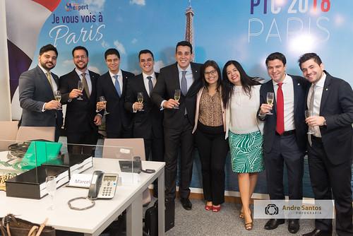 Agência Expert, inauguraçao do novo escritório