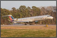 American Eagle (PSA Airlines) | 2015 Bombardier CRJ-900LR | cn 15381 | N578NN