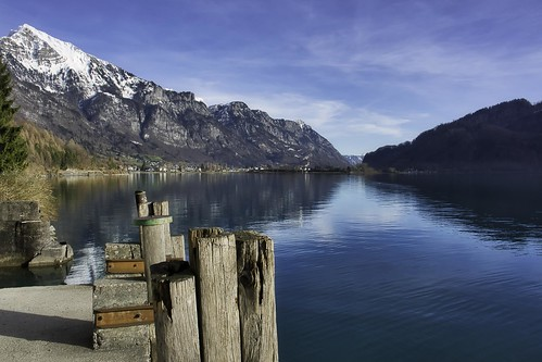 """Lake Walensee • <a style=""""font-size:0.8em;"""" href=""""http://www.flickr.com/photos/42341582@N06/39033397725/"""" target=""""_blank"""">View on Flickr</a>"""