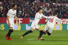Sevilla FC - Atlético de Madrid cuartos de final Copa del Rey 17/18