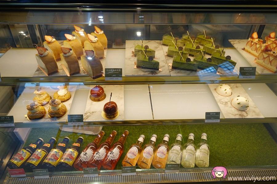 桃園下午茶,桃園法院,桃園甜點,桃園美食,翻轉甜點 flipbakery,自製甜點 @VIVIYU小世界