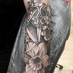 Tattoo by David Gray at Mr Grays Tattoo Studio