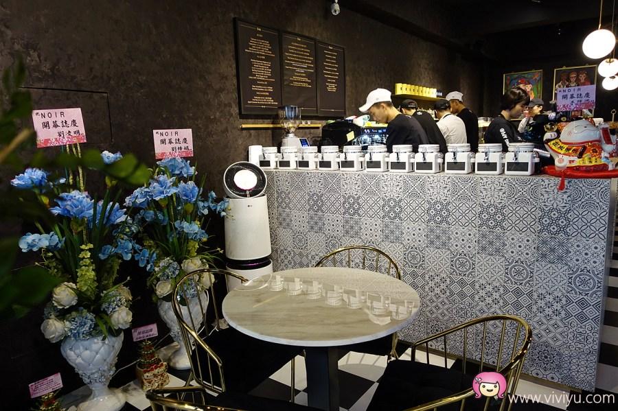 noir,NOIR coffee&bistro,noir 桃園,noir桃園,中正藝文特區,桃園 noir,桃園noir,桃園甜點,桃園美食,桃園蛋糕 @VIVIYU小世界