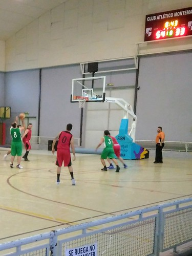 J11-Liga Preferente CB Elda vs CA Montemar (17-12-17)