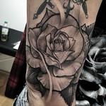Tattoo by David Gray at Mr Grays Tattoo Studio.