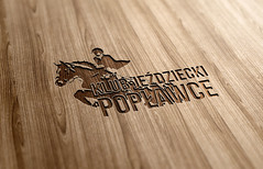 Logo KLUB JEŹDZIECKI POPŁAWCE