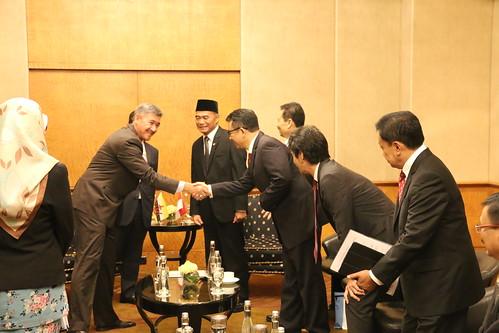 Bilateral Meeting Brunai (1)
