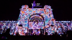 The Royal Exhibition Building's 3D Projection Mapping