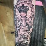 Tattoo by David Gray at Mr Gray's Tattoo Studio