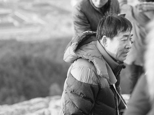 Climbing Geom-moo mountain for sunrise_MDY_180101_65