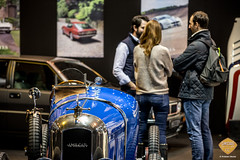 Retromobile 2018 cinecars a-74