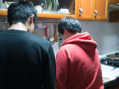 Mokjang at HeonJong's house_MDY_180111_19