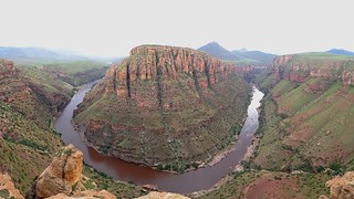 Senqu River, Lesotho