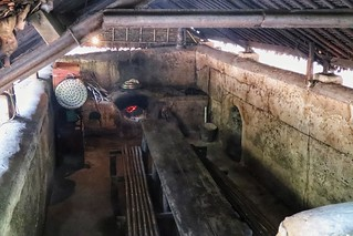 Kitchen, Cu Chi tunnels