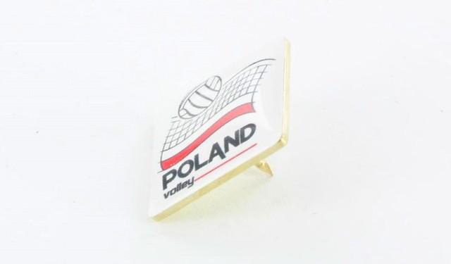 pins z naklejką 3d dla PZPS