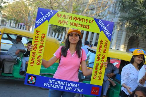 IWD 2018: India