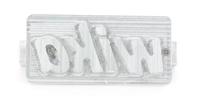 Stempel aluminiowy