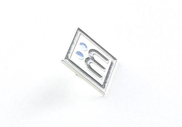 pins srebro3