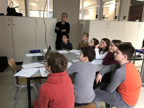 2018-03-8 open atelier school Gestel (17)