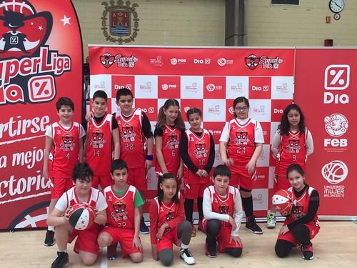 1ª Jornada Liga Dia-Feb sede Alicante (3-3-18)