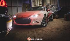 Mazda Miata Rocket Bunny