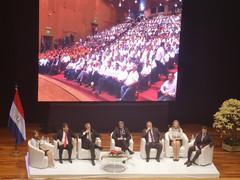 Conversatorio con los representantes de la Producción, la Industria, el Comercio y los Servicios