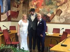 Avui se'ns ha casat la Teresa! I ens fa molta il.lusió compartir amb ella la seva felicitat! Un petó als núvis 😘 @masmariateresa