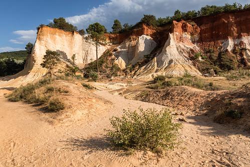 Sentier des Ocres - Rustrel