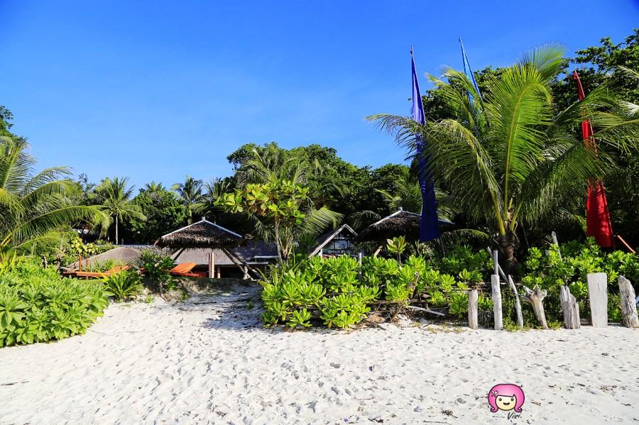 [薄荷島住宿]Bohol,Anda區熱門旅遊度假村│Amun Ini Beach Resort & Spa~擁有專用海灘.貼近大自然被綠樹圍繞 @VIVIYU小世界