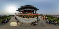 Jingshan Park: Forbidden City View