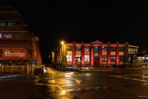 The Biscuit Factory / Newcastle upon Tyne