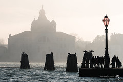 Dopo la nebbia, il sole.Venezia 2019.