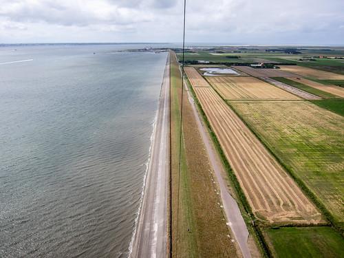 Prins Hendrikzanddijk Texel August 2018