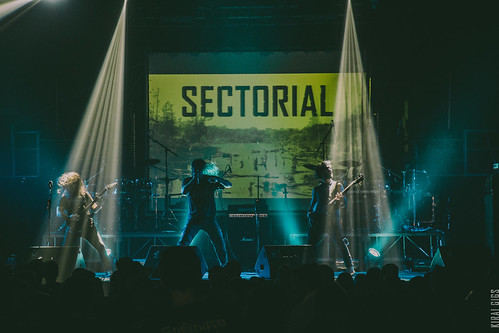 Sectorial - Live at Bingo, Kyiv [22.12.2018]