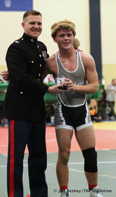 138 Champion - Tyler Shackle (Scott West). 181215BJF0249