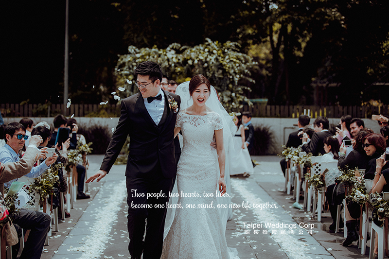 戶外婚禮,美式婚禮,陽明山婚禮,戶外證婚