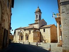 Montalcino - San Quirico d'Orcia