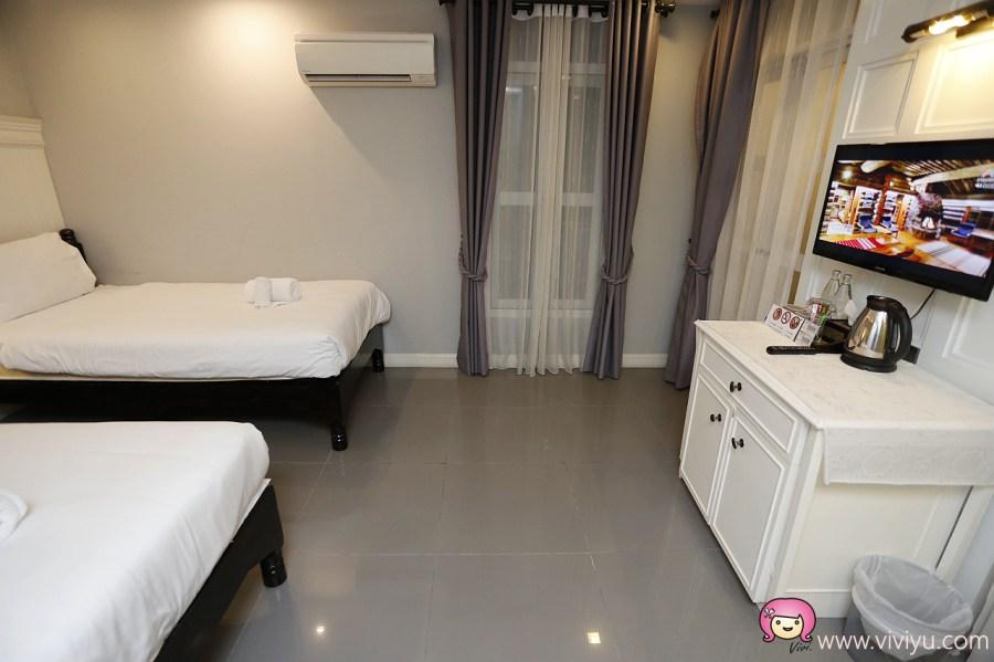 Wua Lai Boutique Hotel Chiang Mai,泰國住宿,清邁住宿,清邁古城區,瓦萊清邁精品飯店 @VIVIYU小世界