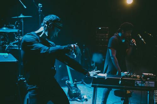 Algiers - Live at Monteray, Kyiv [29.01.2019]