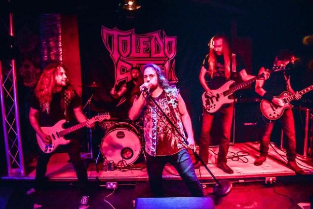 Toledo steel