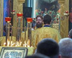 Фоторепортаж А.А. Орешина о богослужении недели (воскресенья) 26-ой по Пятидесятнице.