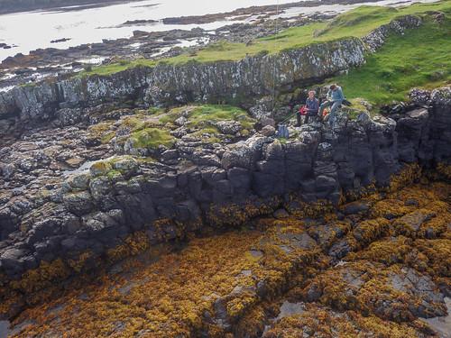 KAP Eigg, Scotland, september 2017
