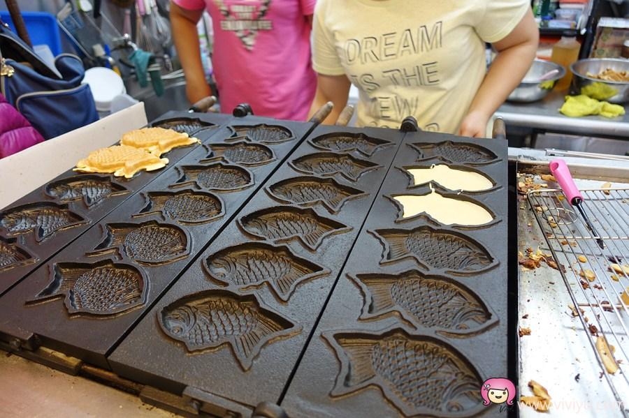 [桃園美食]楓鯛樂鯛魚燒.中正藝文特區附近點心~每月推出限量隱藏版口味.可另外加麻糬、棉花糖、OREO、珍珠 @VIVIYU小世界