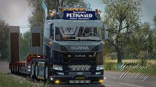 Petignaud finished